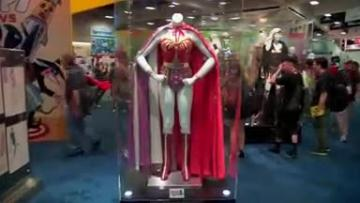 Wonder Woman celebrates 75th birthday