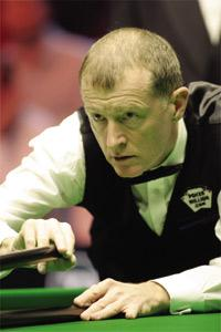 Steve Davis... magic snooker in the 80`s.