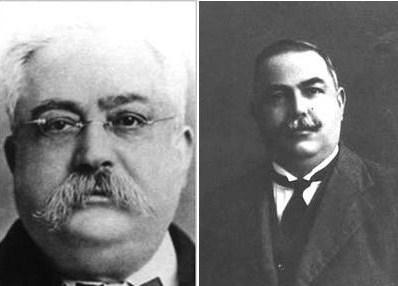 Fortunato and Enrico Mizzi