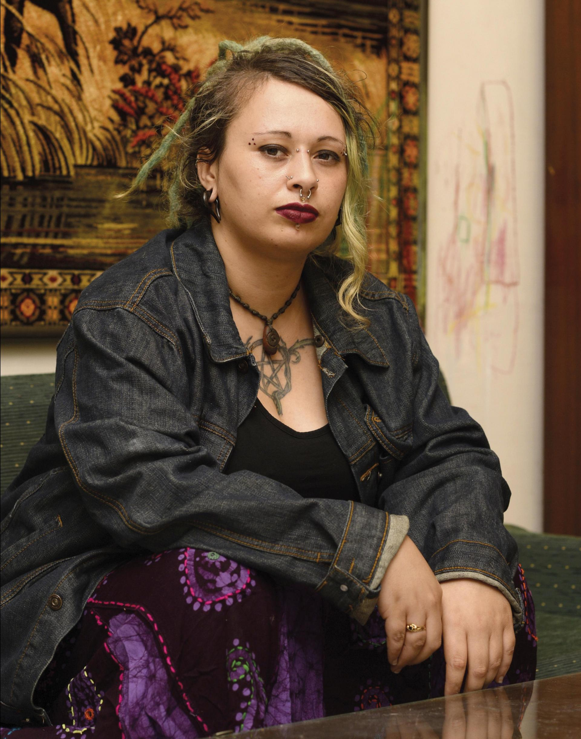 Rosalind Dougall. Photo: Matthew Mirabelli.