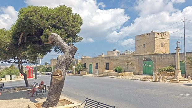 San Pawl tat-Tarġa
