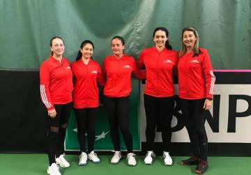Malta lose to Macedonia in Fed Cup play-off