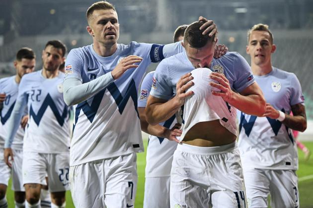 Atalanta's Ilicic remains Slovenia star ahead of Malta showdown