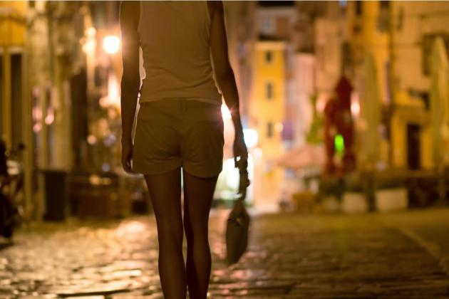 'When buying sex is a crime, prostitution is driven underground'