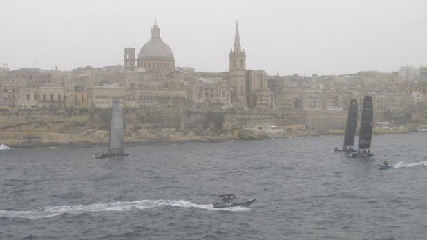RC44 Valletta Cup. Photo: Joseph Farrugia