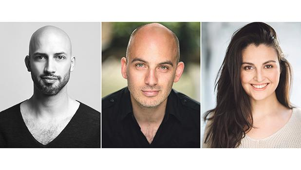Thomas Camilleri, Chris Dingli and Chantelle Micallef Grimaud
