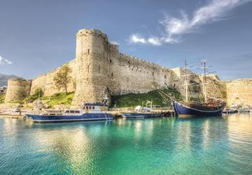 Three-night packages to Cyprus start from €249 per person.