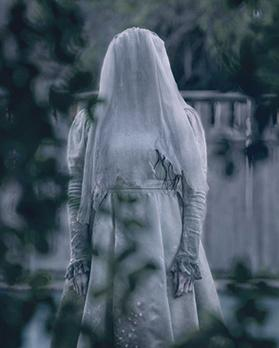 La Llorona stalks children at night in this film based on the Mexican legend.