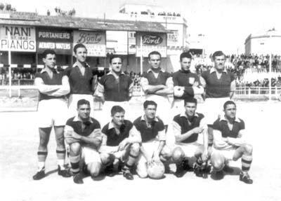 Sliema Wanderers... 1948-49 League champions