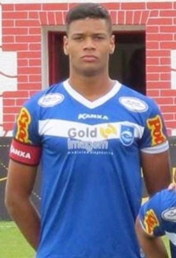 Lucas Santana Zagueiro