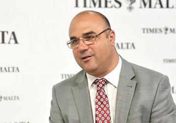 Sandro Chetcuti: 'Construction is at full throttle'