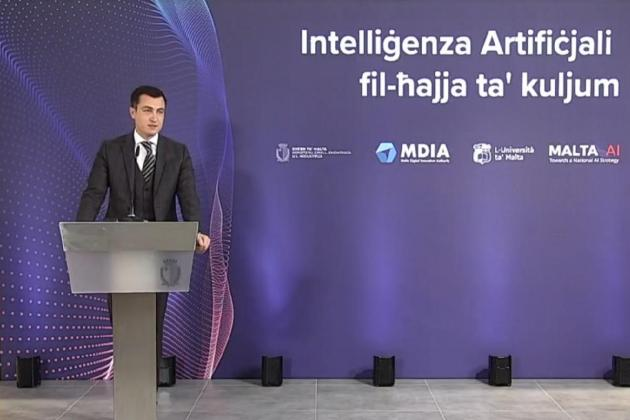 Local research set to help AI machines understand Maltese language better