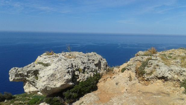 Dingli Cliffs. Photo: Carmel Busuttil
