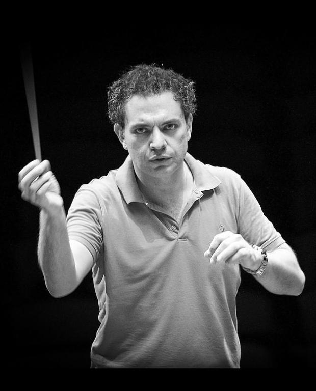 Michalis Economou will be conducting the Malta Philharmonic Orchestra
