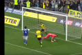 Watch: Player pokes fun at keeper after scoring penalty