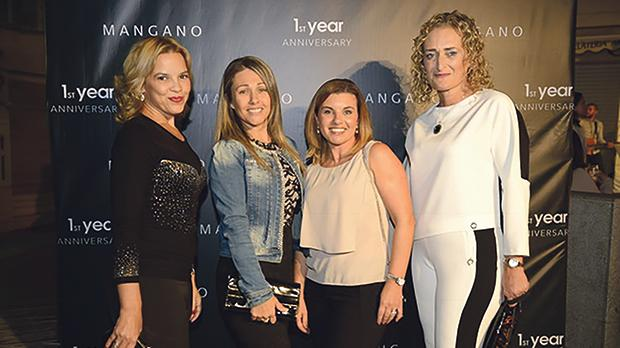Joanna Gauci, Claudette Curmi, Claire Tanti and Daniela Gatt.