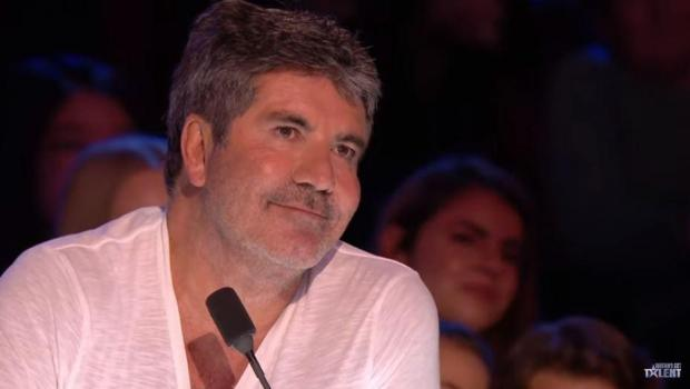 Simon Cowell was in awe.