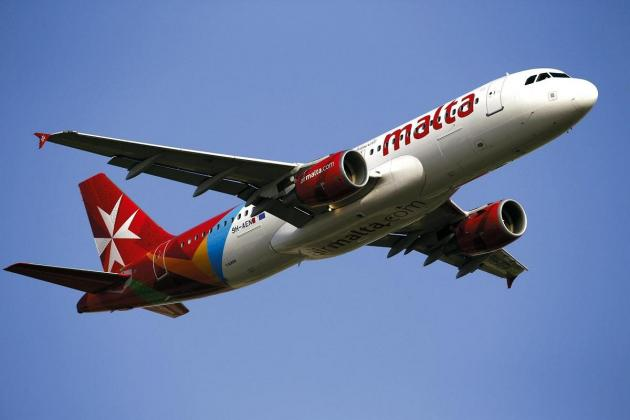 Air Malta to cut unprofitable routes, staff costs
