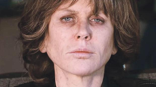 Nicole Kidman is almost unrecognisable in Destroyer.