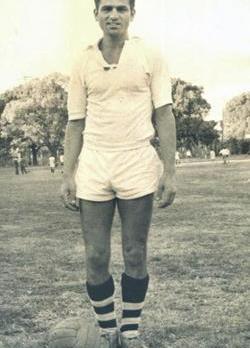 Freddie Abela spent the best years of his career with Australian club George Cross.