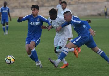 Mosta defeat Sliema to stay up