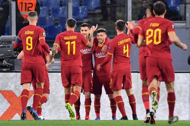 Roma not travelling to Sevilla for Europa League game