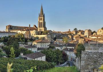 St Emilion. Photo: Steve Le Clech