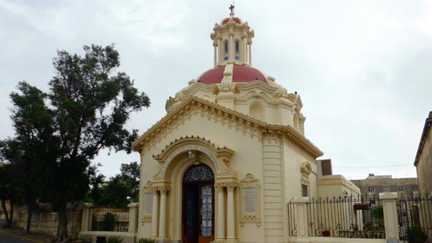 Floriana Chapel. Photo: Noel Caruana Scicluna