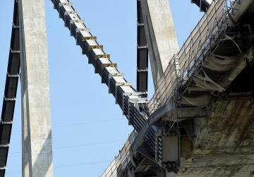 Engineering study in 2017 warned about state of collapsed Italian bridge