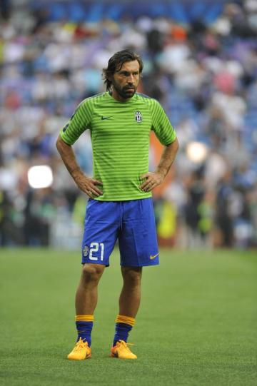 Andrea Pirlo is unlikely to get a call up to the Euro 2016 finals. Photo: Shutterstock