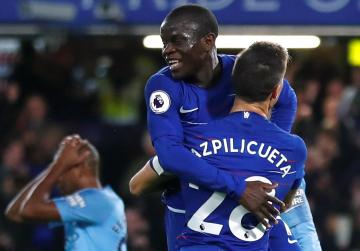 Watch: EPL talking-points - Kante unleashed, VAR rant