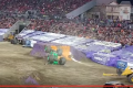 Watch: 'Grave digger' driver hurt in monster truck rally