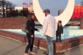 Toddler steals the show during proposal video