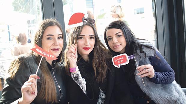 Amanda Pulo, Maria Micallef and Bernice Chetcuti.