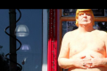 Statue of naked Trump to be auctioned