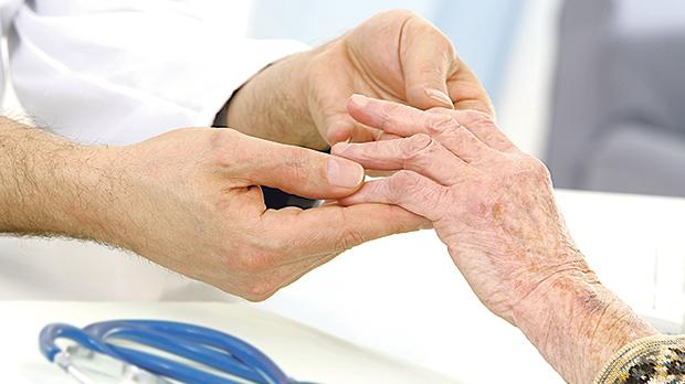 Arthritis is more than just one disease. There are some 63 different types of conditions all lumped together under arthritis. Photo: Shutterstock.com