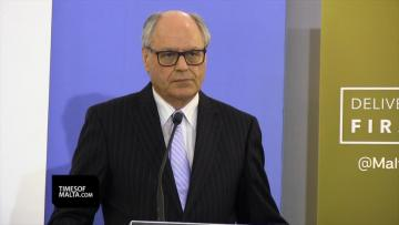 Finance Minister Edward Scicluna said critics were going by what they read in the media. Video: Chris Sant Fournier
