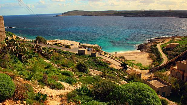 Ħondoq ir-Rummien. Photo: Maria Mifsud