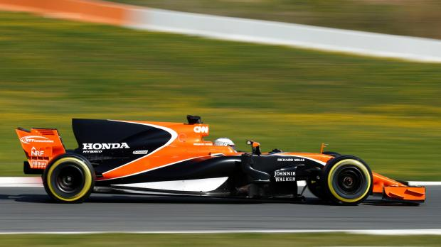 The new McLaren-Honda