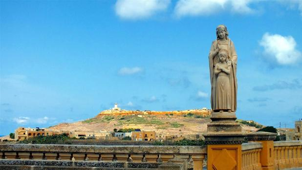 Ta' Pinu, Gozo. Photo: Choy Hong (Jasmine) Grech