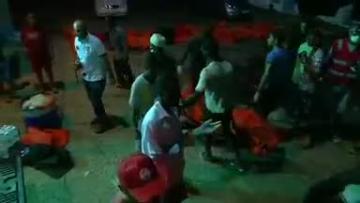 200 migrants feared dead as boat sinks off Libya