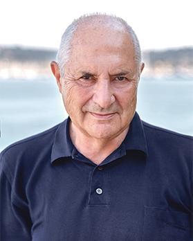 Dakis Joannou, DESTE and Yes!Hotels' founder. Photo: Alexia Antsakli