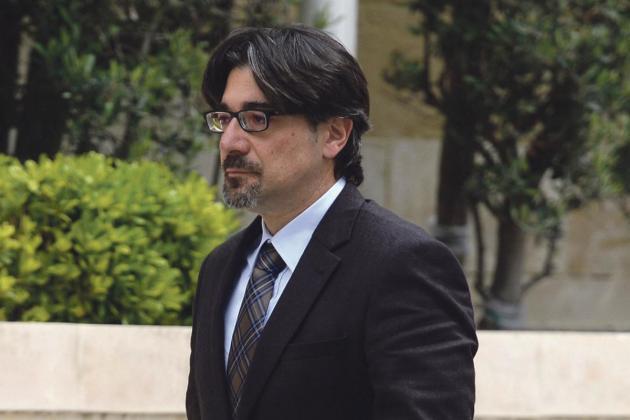Mr Justice Aaron Bugeja