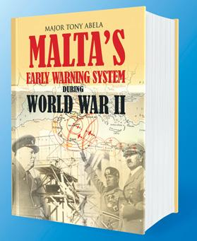 Major Abela's new book.