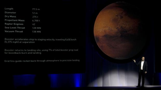 welcome to mars spacex - photo #16