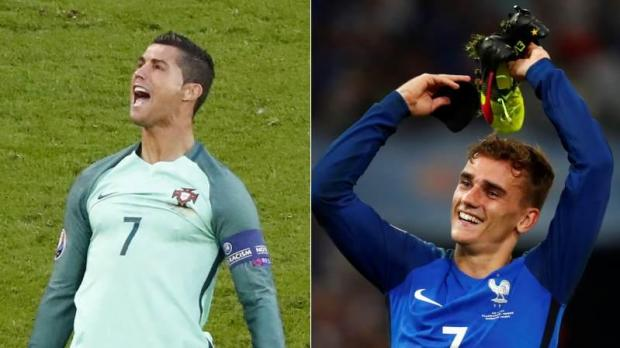 France counts on lucky 7 to spoil Ronaldo show