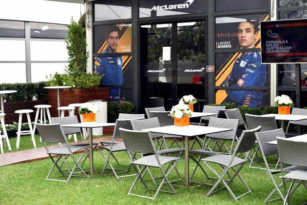 McLaren F1 staff back home after quarantine in Melbourne