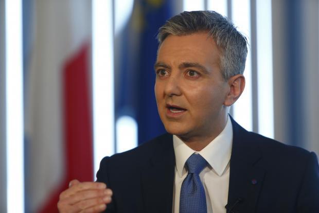 Former PN leader Simon Busuttil.