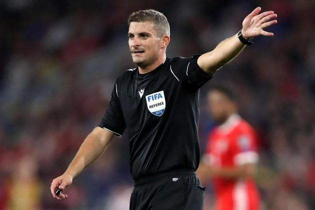 Farrugia Cann to officiate in UEFA Conference League tie on Thursday