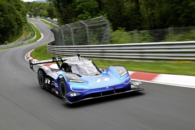 Volkswagen ID.R is Electric Racing Car of the Year